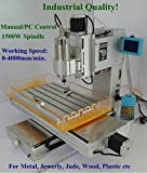 3 Axis 3040 CNC Router Vertical Engraving