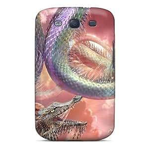 Fashion Design Hard Case Cover/ XOLGbfM1190wACmw Protector For Galaxy S3