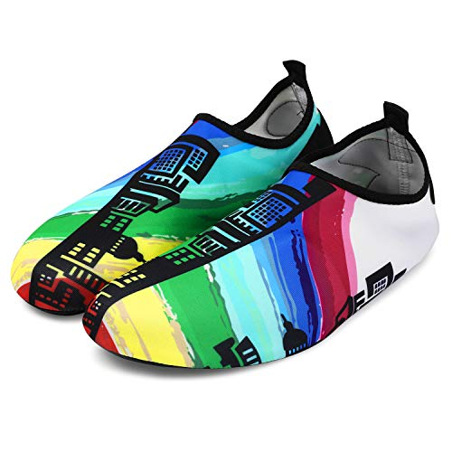 Barefoot for Water Socks Shoes Men Building Women Dry Quick Shoes and Bridawn zqBUw
