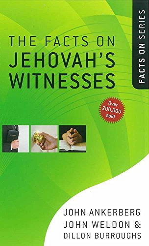 Cpa Corner - The Facts on Jehovah's Witnesses (The Facts On Series)