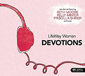 LifeWay Women's Devotional CD (2-disc set) LifeWay Church Resources