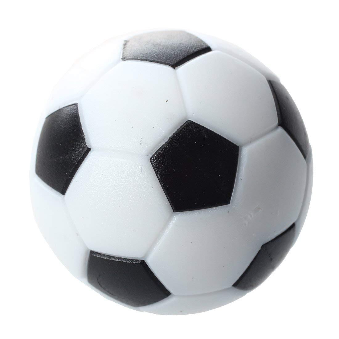 Futbolin - SODIAL(R)30pcs 32mm Futbolin de mesa plastico bola del ...