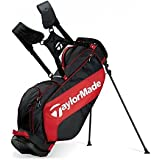 TaylorMade Stand Bag 3.0 Black/Red/White
