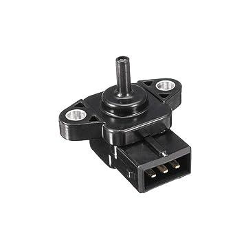 Easy-topbuy Sensor de presión Turbo Boost de admisión de Aire de 3 Pines para Mitsubishi/Shogun/Pajero/Challenger/Triton MR299300 E1T16671A: Amazon.es: ...