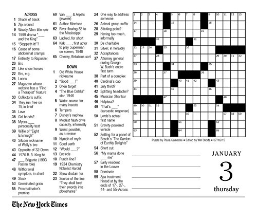 image regarding New York Times Crossword Printable Free Sunday known as The Clean York Instances Crossword Puzzles 2019 Working day-in direction of-Working day