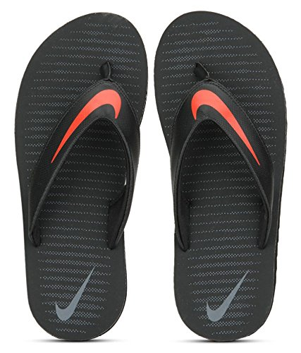 a866a4a45d15 Nike Men s Chroma Thong 5 Black Flip Flops (UK6)  Buy Online at Low Prices  in India - Amazon.in
