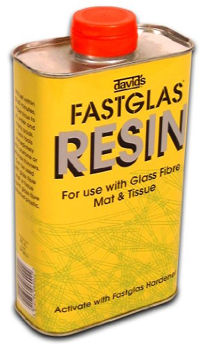 David'S Fastglas-Upol Re/La 500Ml Fastglas Resin Tin
