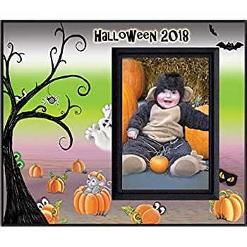 Halloween 2018 Picture Frame Gift