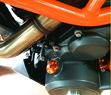 BXMoto V/álvula de Neum/áticos v/álvula V/álvula de Tronco Protectora Cilindro de Resistente al Polvo Tapa para Duke RC