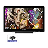 HUION KAMVAS GT-191 V2 Drawing Tablet with Screen, 19.5inch Graphics Drawing Monitor with Battery-Free Stylus 8192 Pressure Sensitivity, Adjusting Stand and 30 Pen Nibs