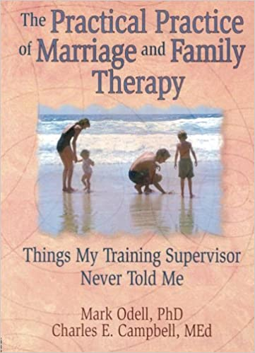The Practical Practice of Marriage and Family Therapy: Things My Training Supervisor Never Told Me (Haworth Marriage and the Family,)