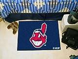 """Fan Mats Cleveland Indians Starter Rug, 20"""" x 30"""""""