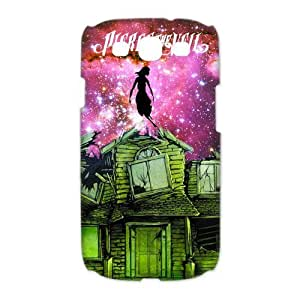 DiyCaseStore Unique Pierce the Veil House Samsung Galaxy S3 I9300/I9308/I939 With Nebula Starry Space Galaxy Background Hard Case Cover