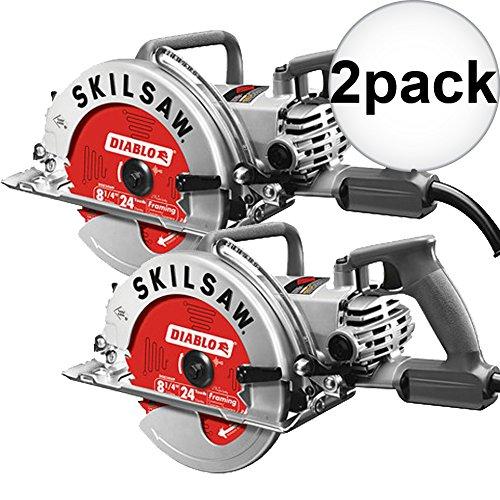 Skil Scroll Saw - Skil SPT78W-22 8-1/4 Worm Drive Skilsaw 2-Pack
