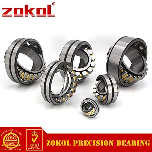 Ochoos Bearing 22212CAK W33 Spherical Roller Bearing 113512HK self-aligning Roller Bearing 6011028mm