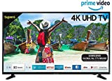 Samsung 138 cm (55 Inches) Super 6 Series 4K UHD LED Smart TV UA55NU6100 (Black) (2019 model)