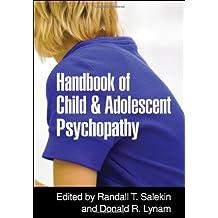 Handbook of Child and Adolescent Psychopathy