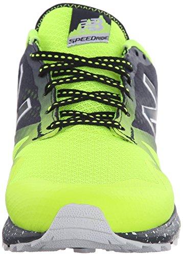 New Balance MT690 Trail Running Fitness - Zapatillas de deporte para hombre Hi Lite/Black
