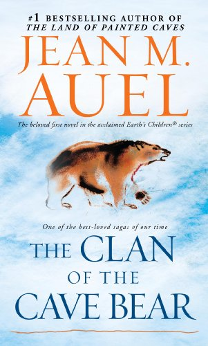 The Clan of the Cave Bear (with Bonus Content): Earth's Children, Book One]()