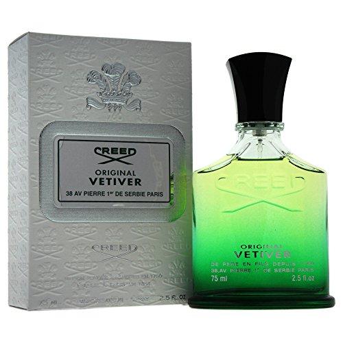 Creed Creed Original Vetiver Men Millesime Spray, 2.5 Ounce