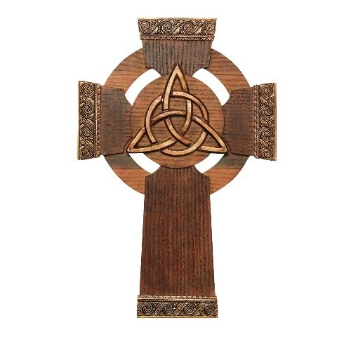 Abbey Gift Trinity Treasures Cross ()