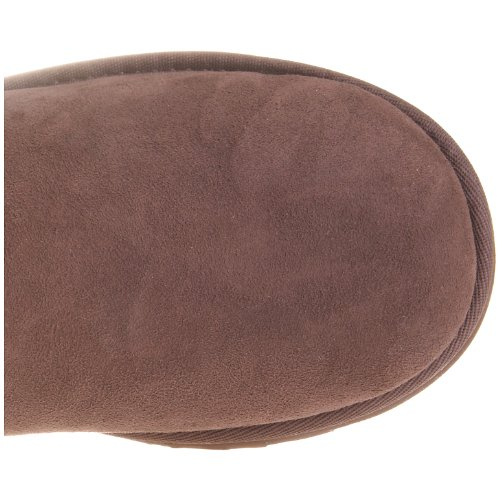 Kid's UGG Bailey Button Triplet,Chocolate,size 1 by UGG (Image #7)