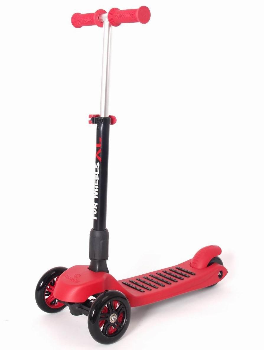 Amazon.com: Slider Scooter – Fun Wheels XL: Sports & Outdoors