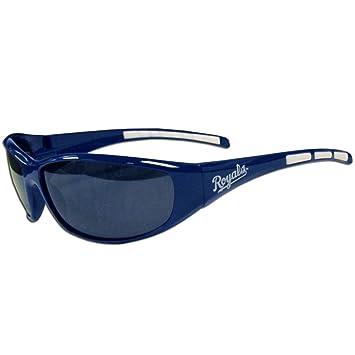 Siskiyou MLB Kansas City Royals Wrap gafas de sol: Amazon.es ...