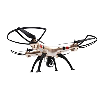 Syma Dron 2.4G R/C HOVERIN 50 CM: Amazon.es: Juguetes y juegos