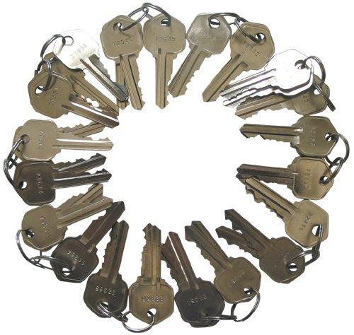 50 Precut Kwikset Keyway Kw1 5 Pins Keys 10 Sets of 5 Keys locksmith by (5 Pin Key)