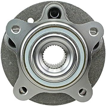 Timken HA593427 Axle Bearing and Hub Assembly