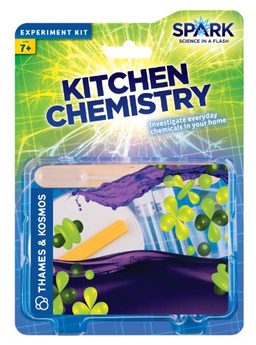 Thames and Kosmos Kitchen Chemistry