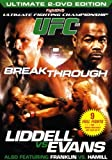 UFC 88 - Breakthrough (2 DVDs) [DVD] (2009) Chuck Liddell; Rashad Evans; diverse