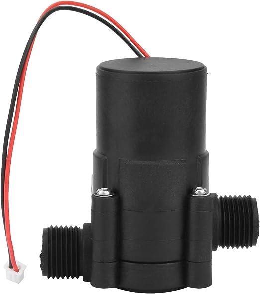 12V Mini effizienter Wasserkraftgenerator 10W Wasserdurchfluss kleiner Motor