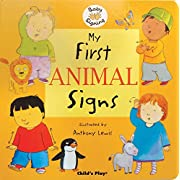 My First Animal Signs (Baby Signing)
