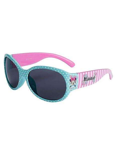 Minnie - Gafas de sol - para niña azul y rosa Talla única ...