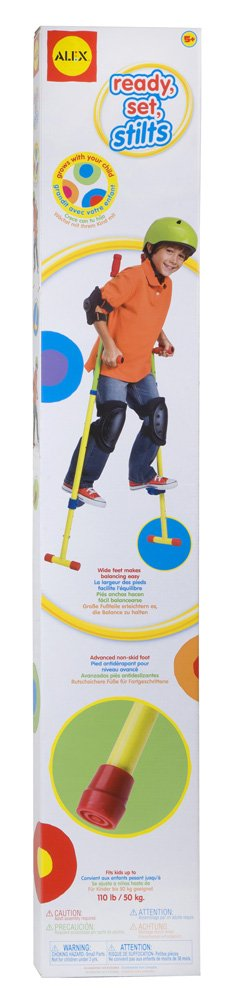 ALEX Toys Active Play Ready Set Stilts by ALEX Toys