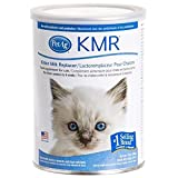 PetAg Natural 12 Oz Powder KMR Kitten Milk Replacer Food Supplement for Cats