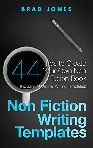 amazon com non fiction writing templates 44 tips to create your