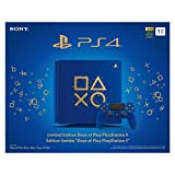 PS4 1TB Limited Edition Days of Play Console Bundle 1 Controller Deal (Small Image)