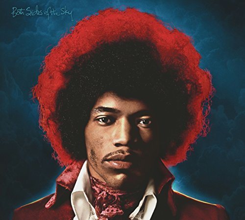 CD : Jimi Hendrix - Both Sides Of The Sky (CD)