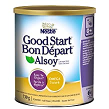 Good Start Alsoy Omega 3 and 6, Powder, 730g