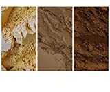 The Earth Tone Collection - 3 Pack Natural Mineral