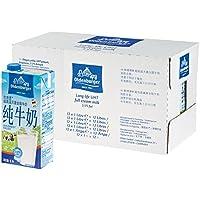 Oldenburger欧德堡超高温处理全脂纯牛奶1L*12/箱(德国进口)