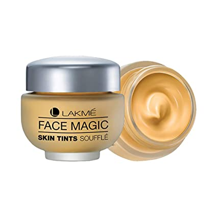 Lakme Face Magic Daily Wear Souffle Foundation (Natural Marble)