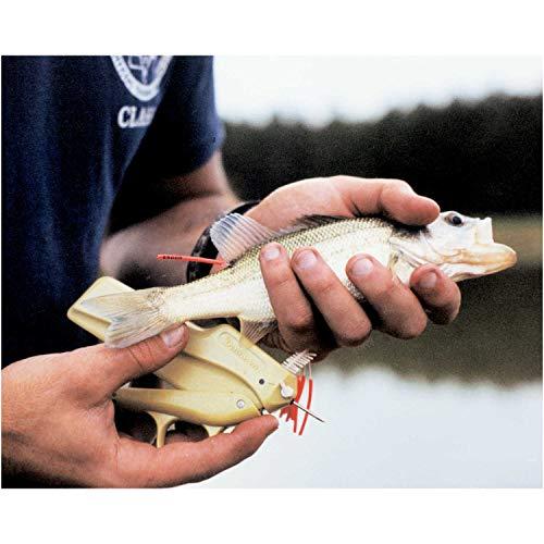 - Mark II Scissor Grip Fish Tagger
