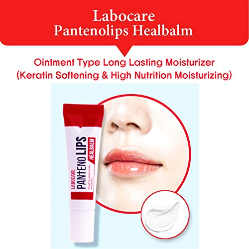 Premium Lip Heal Balm for Clear and Smooth Lips - High Nourishing and Moisturizing by Panthenol (Korea Product)