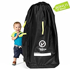 Do you worry about your child's stroller getting ruined during flight travels?  Well, we have an incredible SOLUTION to all your problems and you will love it for its many amazing features and benefits: VOLKGO UNIVERSAL LIGHTWEIGHT STANDARD ...