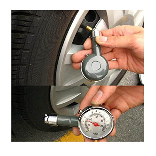 Iuhan® New Precision Automotive Tire Pressure Monitoring Deflated Tire Gauge