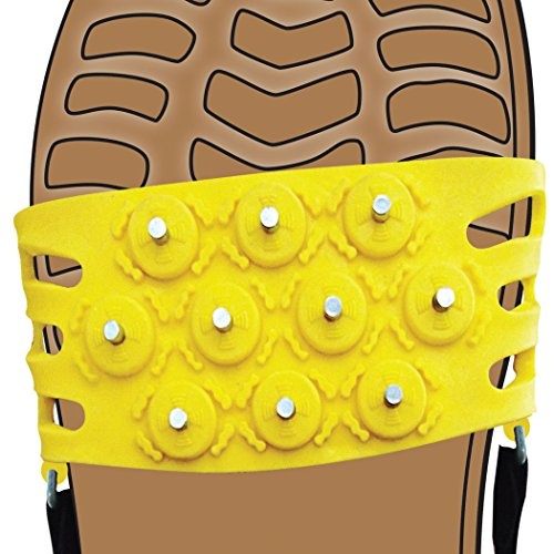 Safety Care Ice Claws - Snow & Ice Traction Cleats - Fits All Adult Boot Sizes by Safety Care (Image #4)